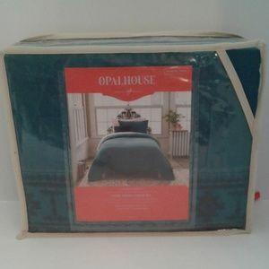Opalhouse Aztec Twin/TwinXL Duvet Cover Set